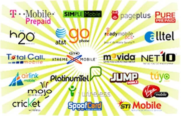 prepaid cell providers