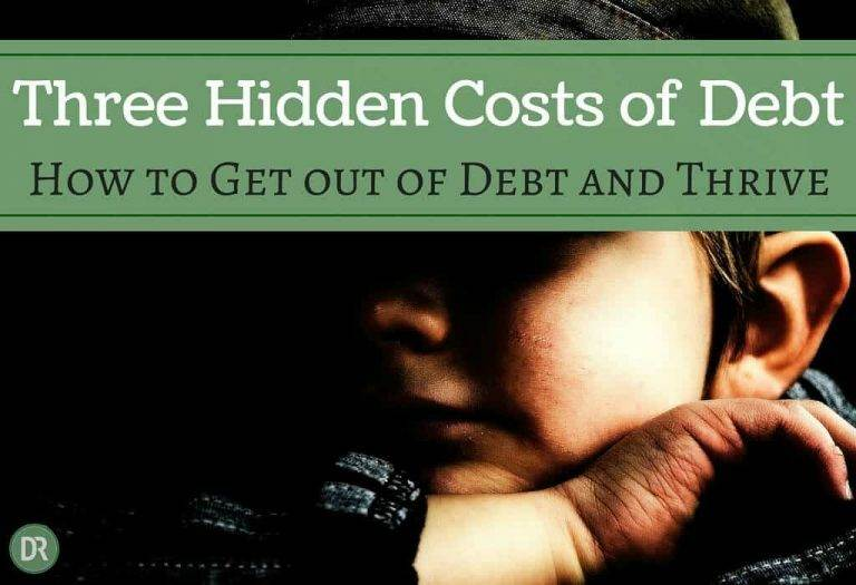 Three Hidden Costs of Debt and How to Manage Them