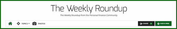Weekly Personal Finance Blog RoundUp – 12/7/2012 round up 2