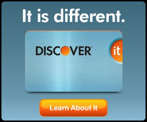Like Credit Card Rewards?  Take Time to Discover it®! credit cards