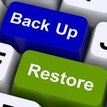 data backup and restore