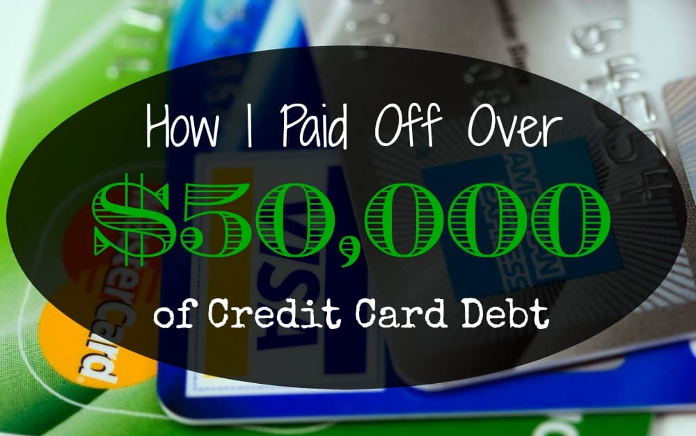 How I Paid Off My Credit Card Debt