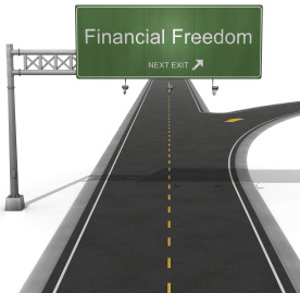 financial freedom road