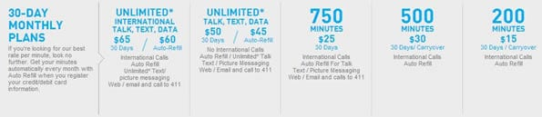 Net10 wireless 30 day plan