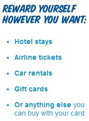 Priceline Rewards Visa options
