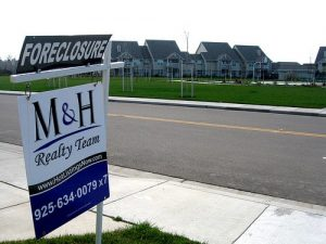 What to consider when buying a foreclosure