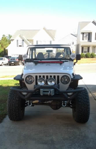 My New Jeep Project
