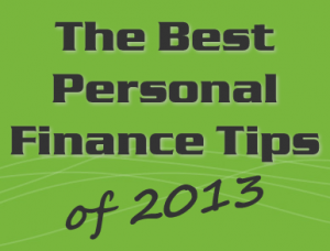 The Best Personal Finance Tips of 2013