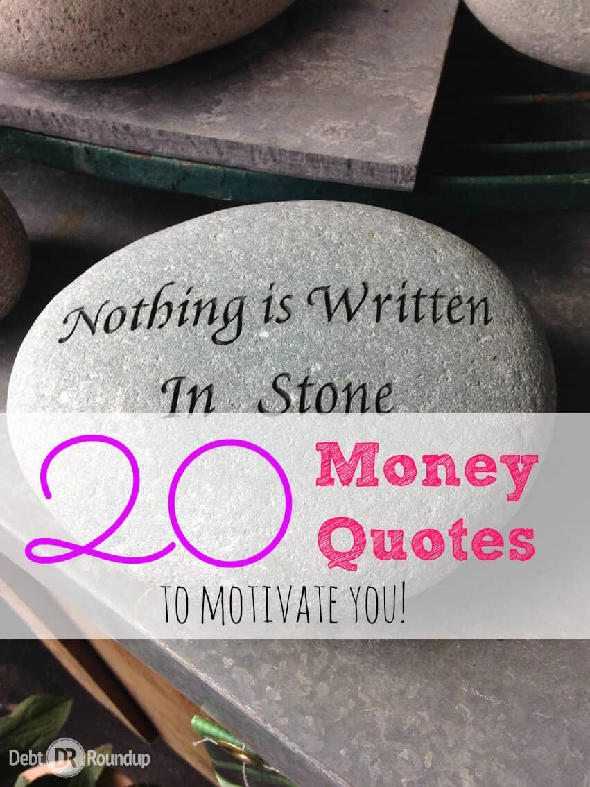 Top 20 money quotes to inspire and motivate