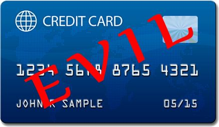 how to stop credit card debt