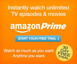 Sign up for Amazon Prime