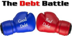 Good Debt versus Bad Debt