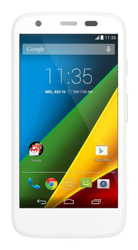 Using the New Moto G LTE on Cricket Wireless