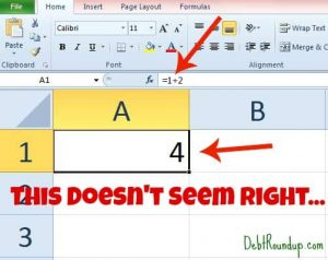 My $10,000 Excel Mistake