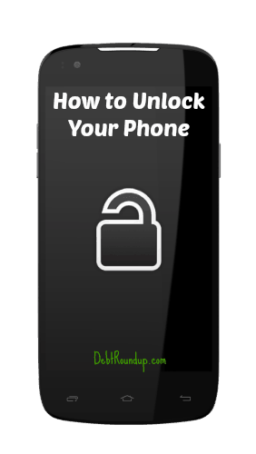 How to unlock your phone
