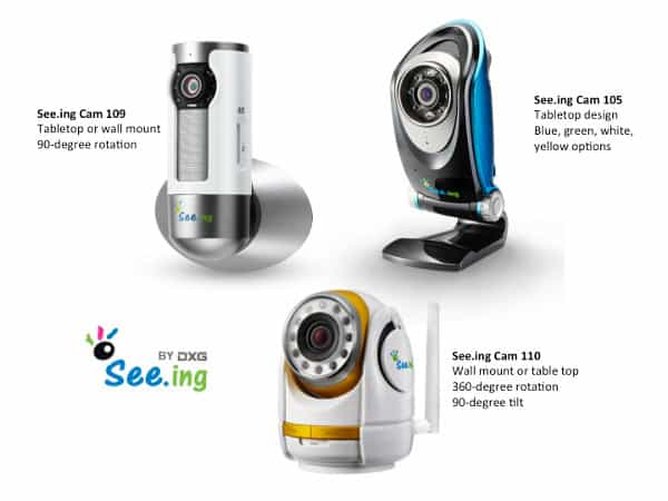 See.ing Cam Product Line