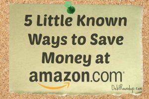 5 Little Known Ways to Save Money at Amazon.com shopping