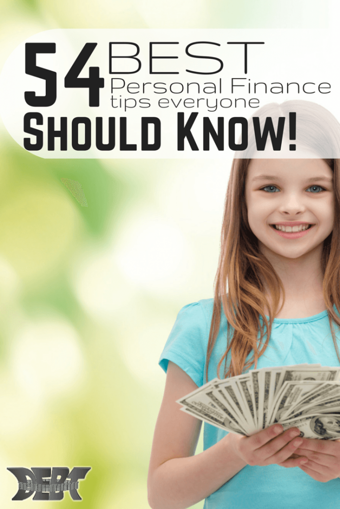 54 of the Best Personal Finance Tips of 2014