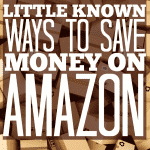 5 Little Known Ways to Save Money at Amazon.com