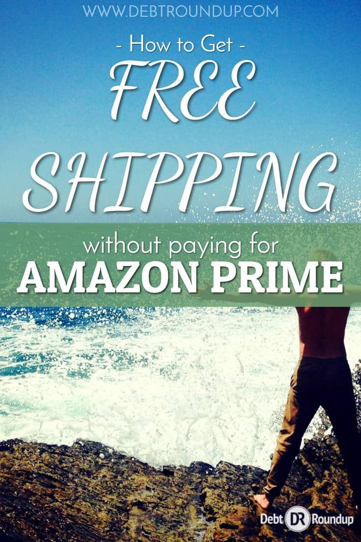 How to get free shipping without amazon prime