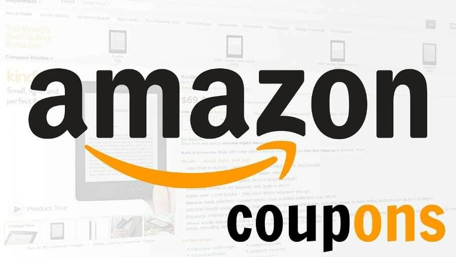How to get amazon discount coupons