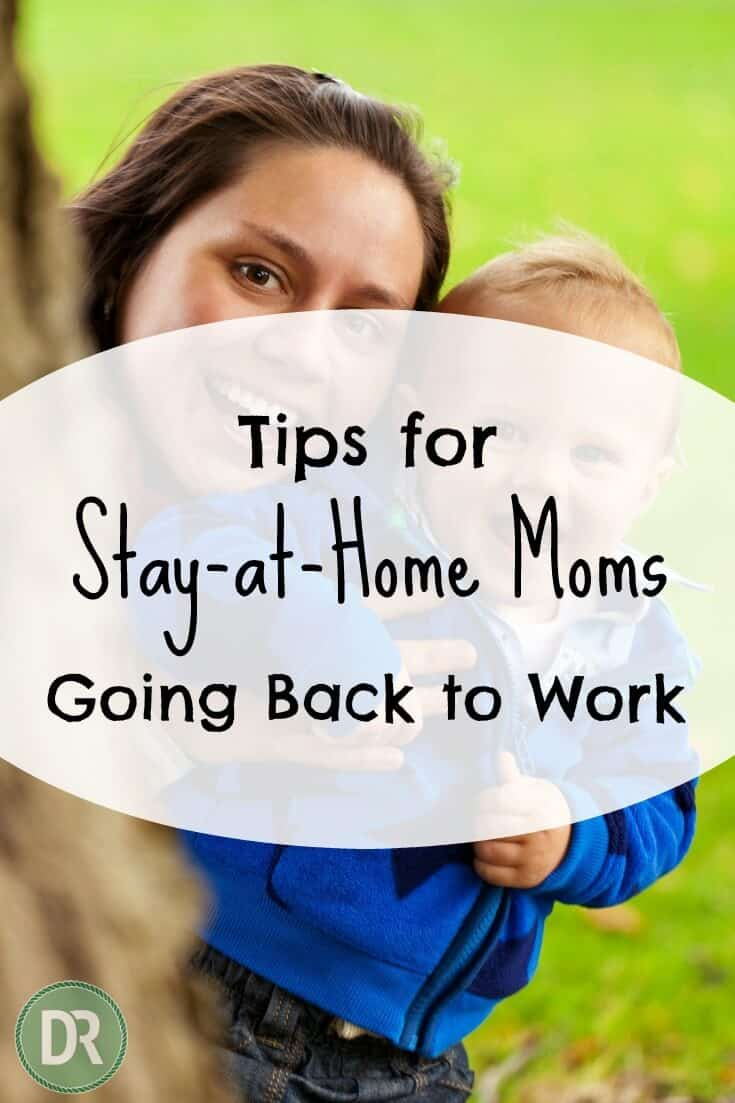 Resume verbiage for stay at home mom