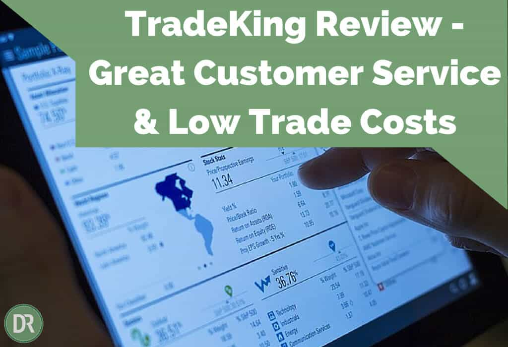 Reviews tradeking online broker
