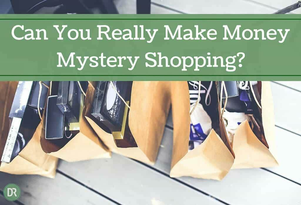 Can You Really Make Money Mystery Shopping?