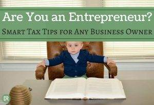 Are you an entrepreneur? Here are some smart tax tips for any business owner