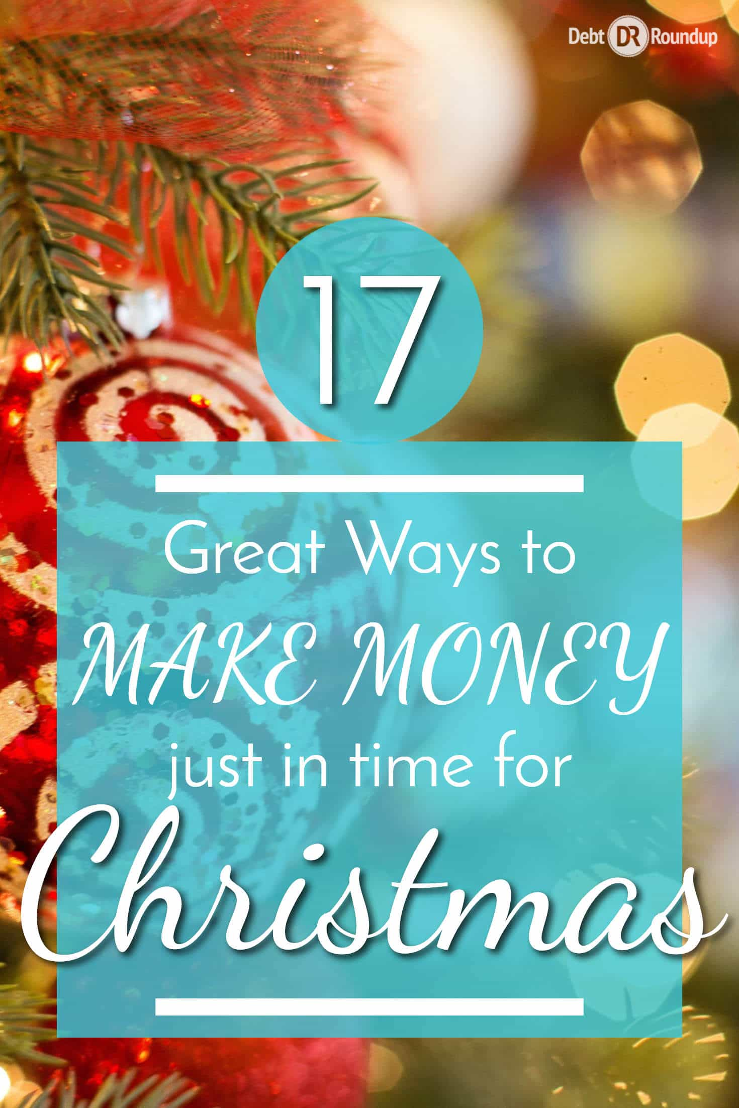 17 Great ways to make extra money before Christmas
