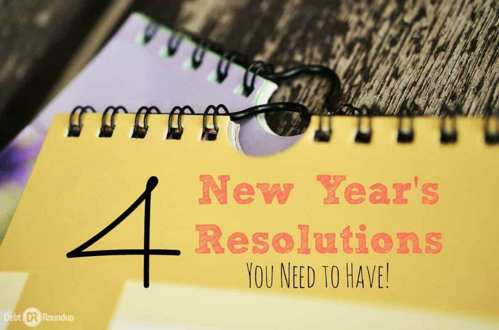 4 New Year's Resolutions You Need to Have