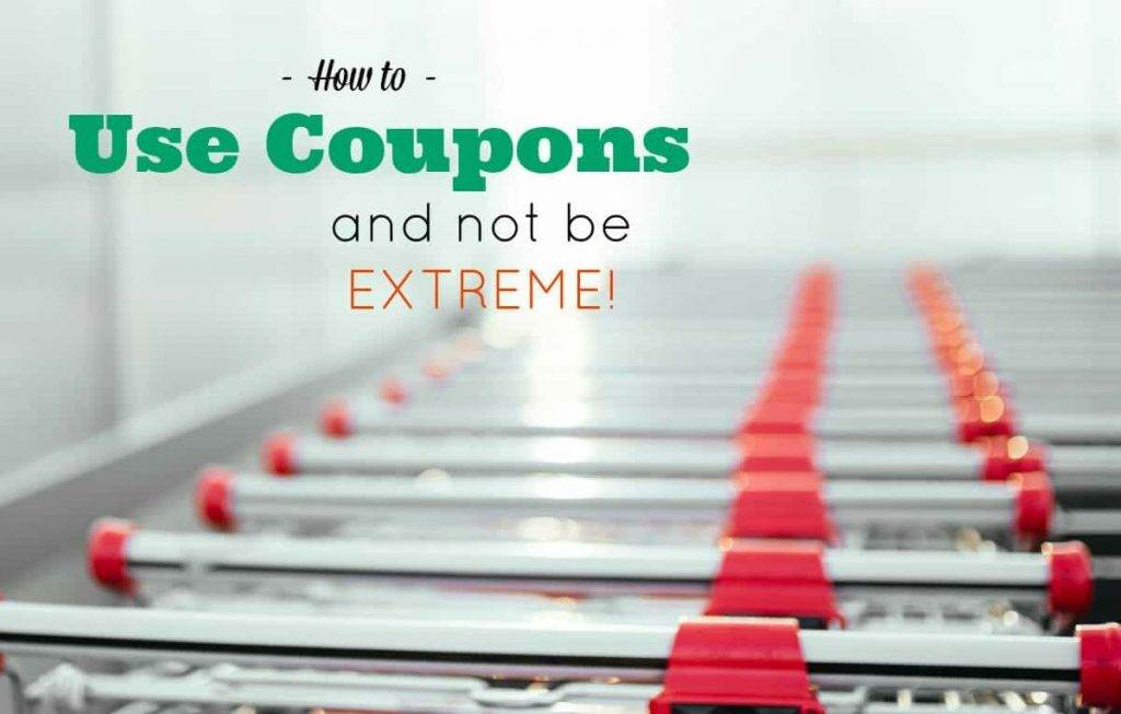 How to Save with Coupons Without Going Crazy