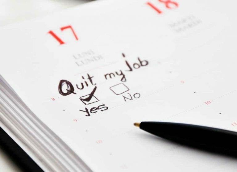 I Quit My Job 3 Months Ago – How My Life Changed