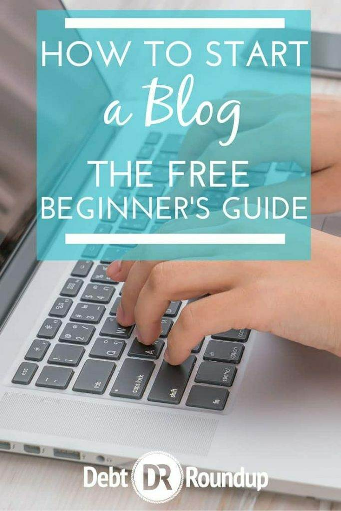 How to Start a Blog - the Free Beginner's Guide