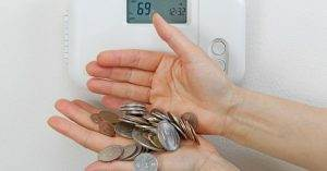 Saving more money by turning off your a/c when gone