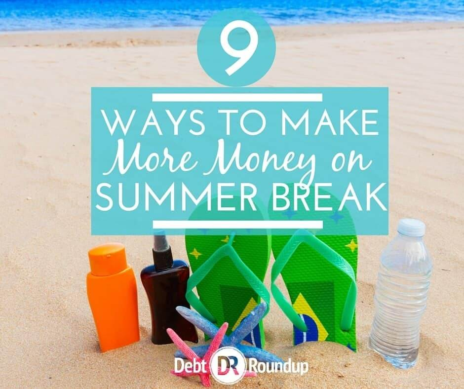 how to make money for sure in the summer