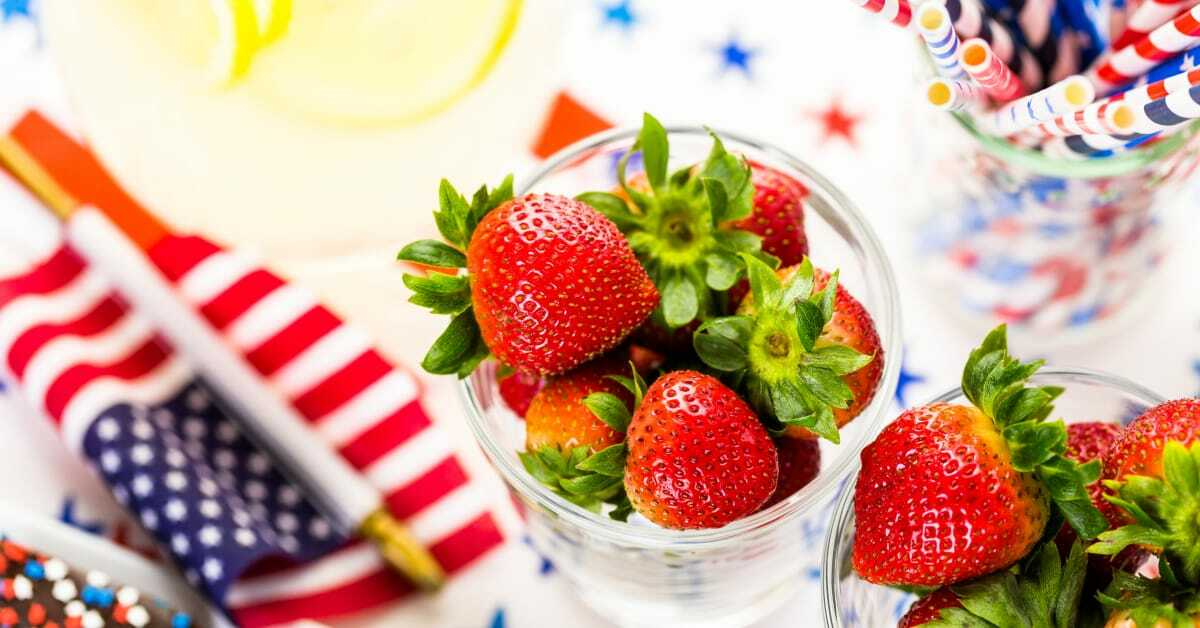 How to eat healthy and stay on budget on July 4th