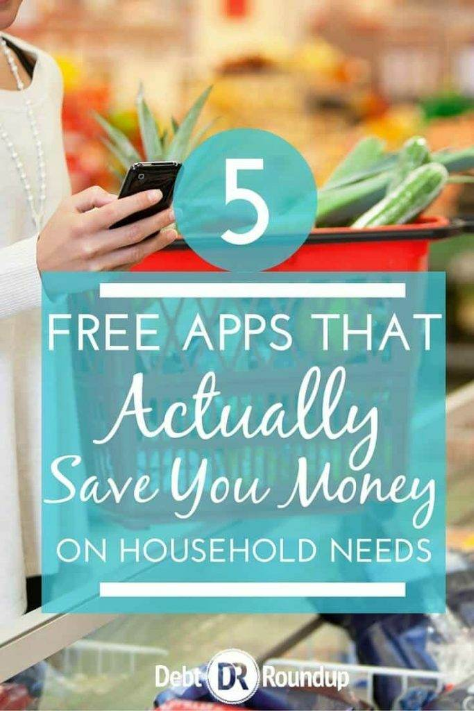 5 Free Apps that Actually Save You Money on Household Necessities