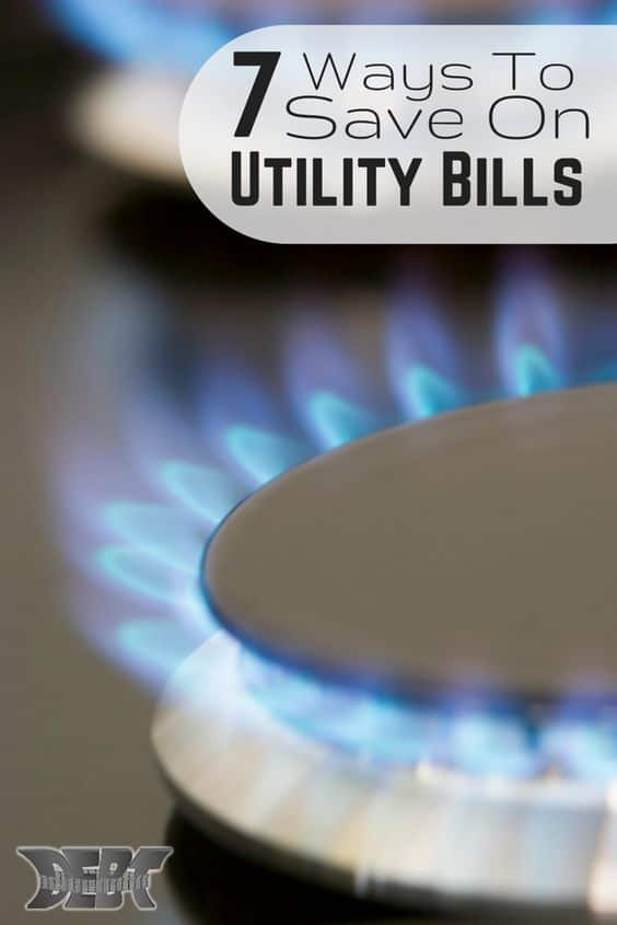 7 Ways to Save on Your Utility Bills
