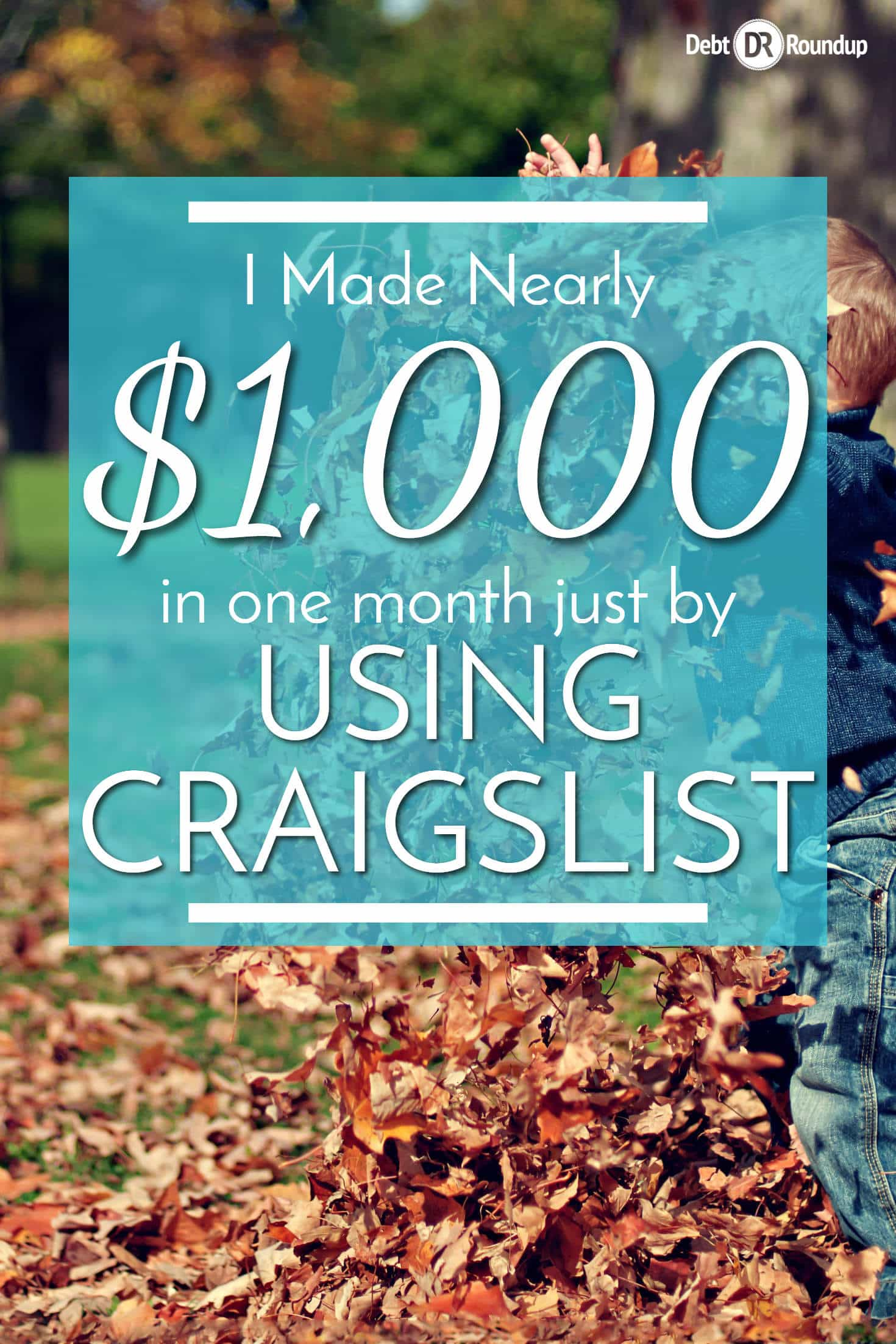 How I Made Nearly $1,000 Using Craigslist