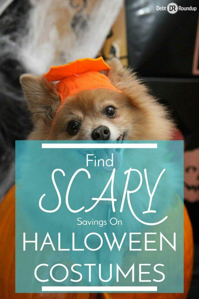 How to find Scary savings on Halloween costumes