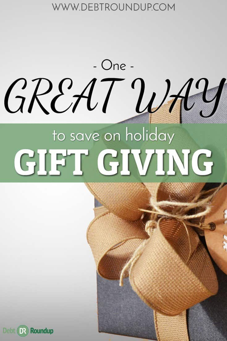 A Great way to save on holiday gift giving