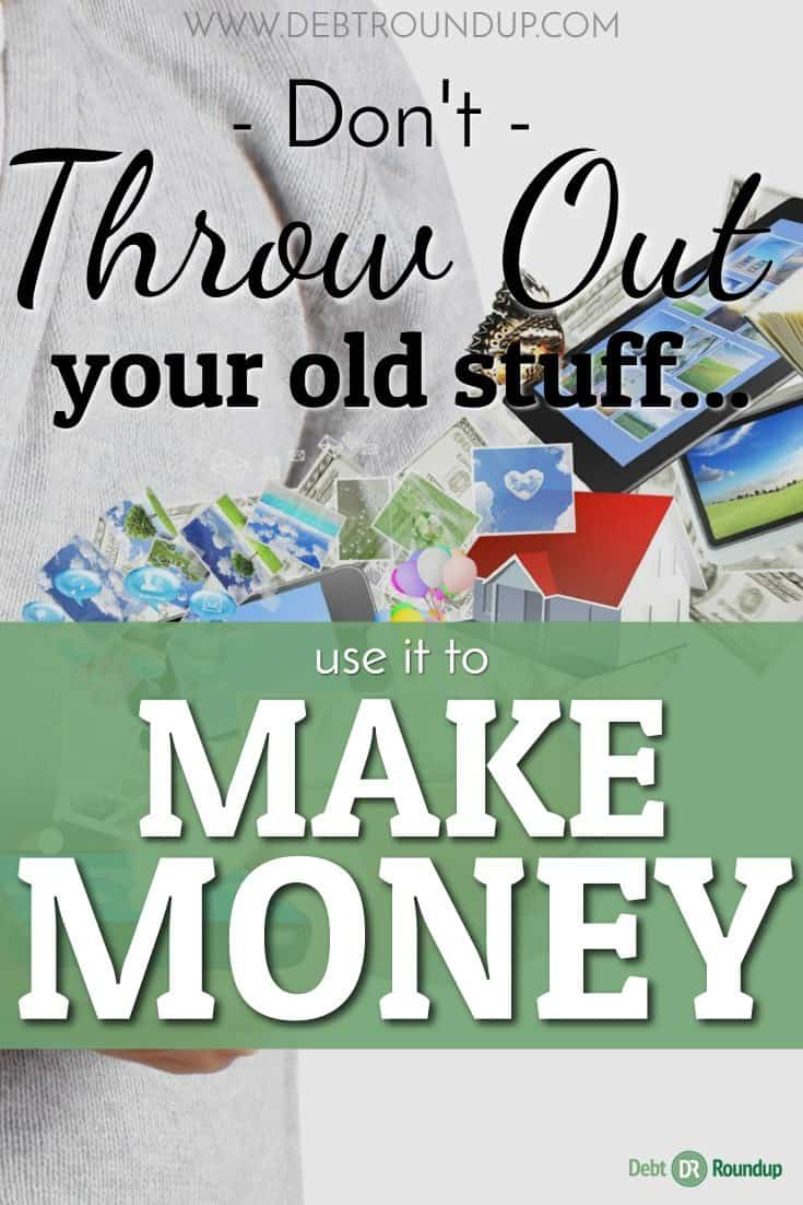 5 Easy ways to make money by selling your old stuff
