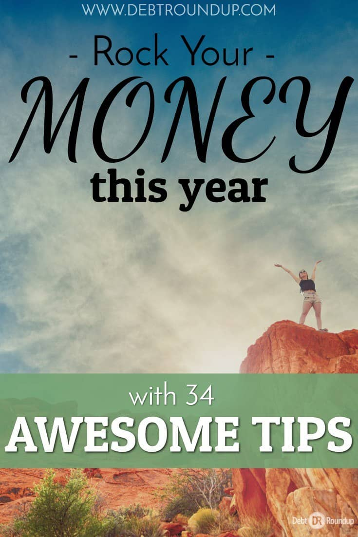 Awesome tips to help you rock your money this year