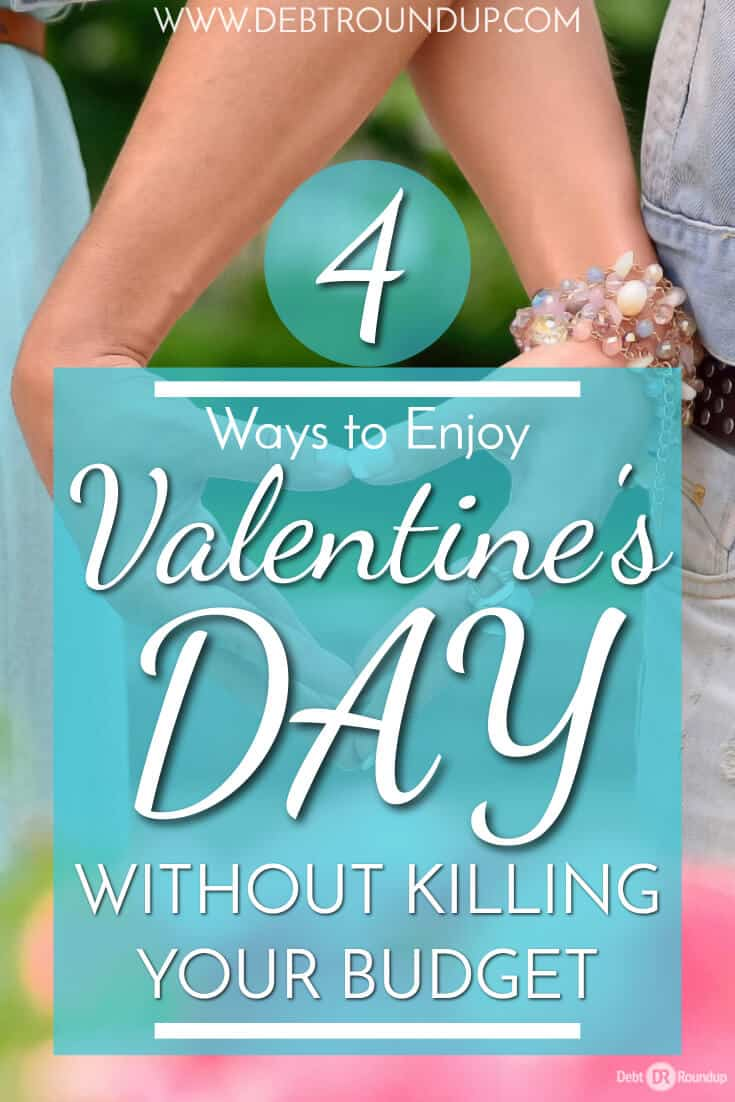 Enjoy Valentine's Day while keeping your budget