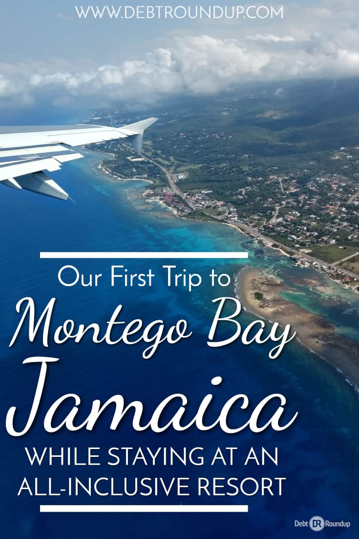 Our first trip to Jamaica to Sandals Montego Bay