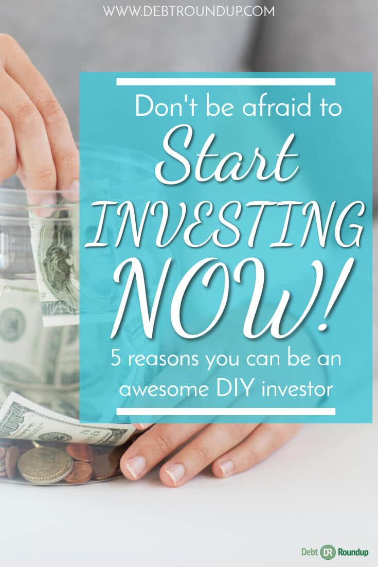 5 Reasons you should become a DIY investor and start investing
