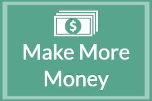Learn how to make more money
