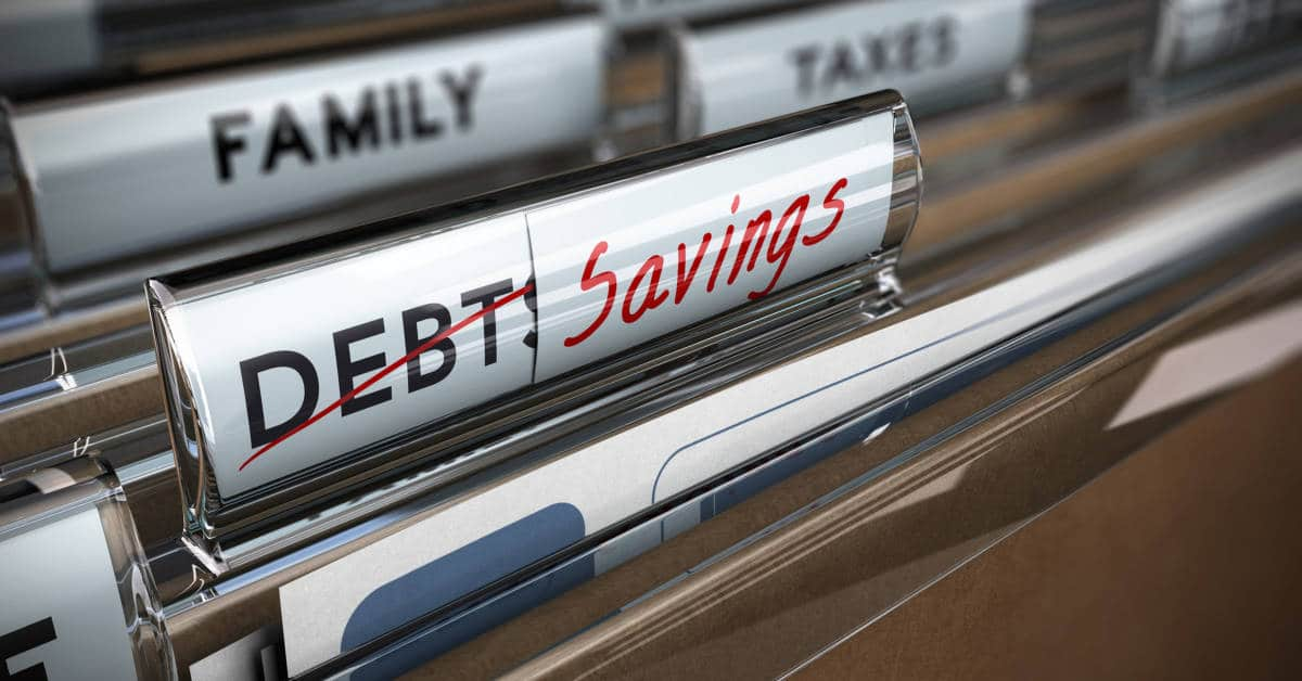 7 Easy Steps We Used to Crush Credit Card Debt