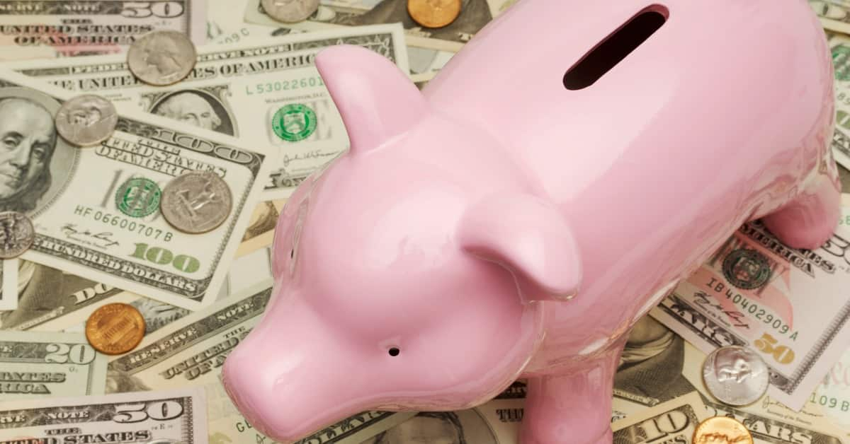 How to save millions with compound interest